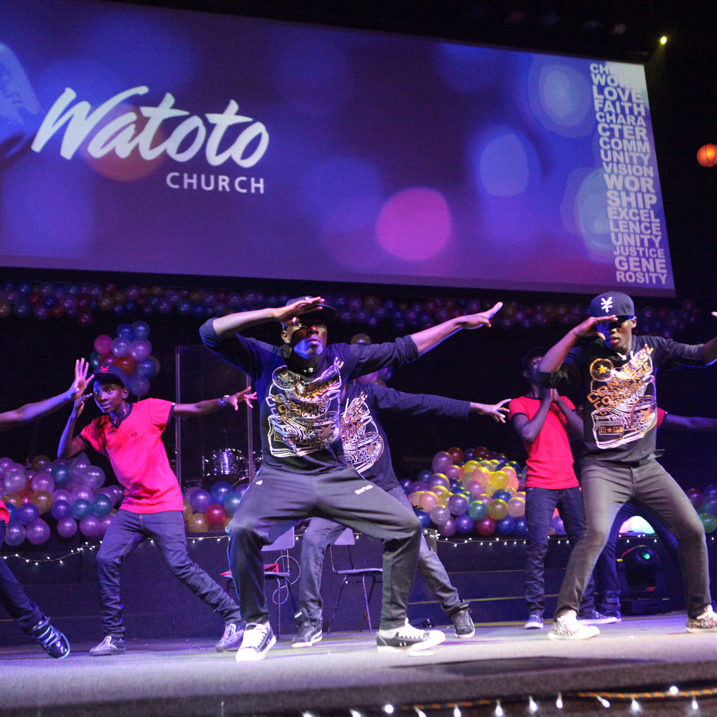 Watoto Church Audio Sermons